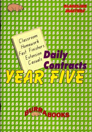 Daily Contracts - Year Five -41954