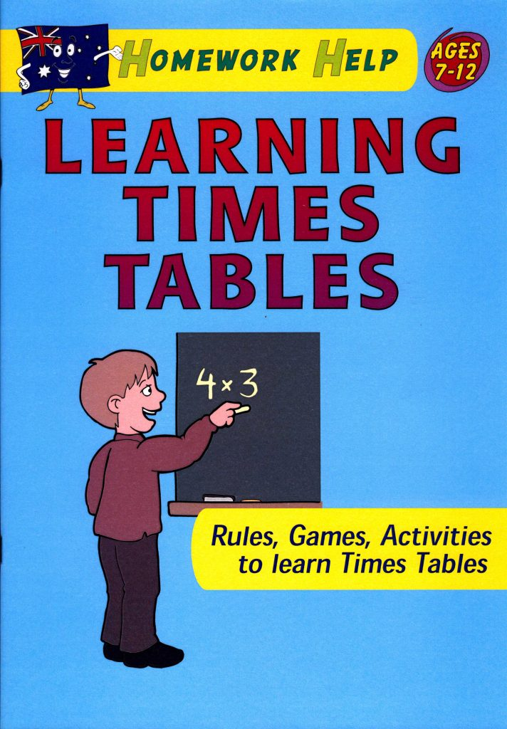 Learning Times Tables-0