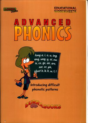 Advanced Phonics-41883