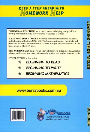 Learning Times Tables-41963