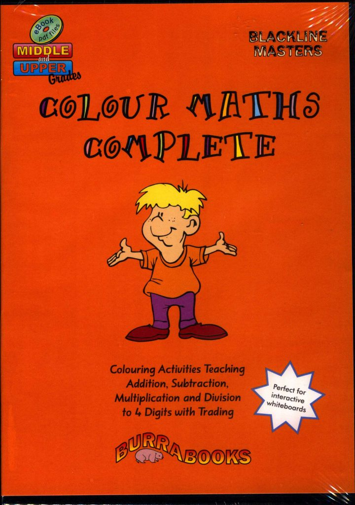 Colour Maths Complete - Book on CD-0
