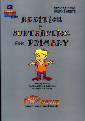 Addition & Subtraction for Primary-41885