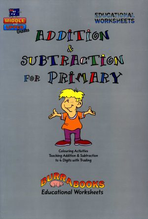 Addition & Subtraction for Primary-0
