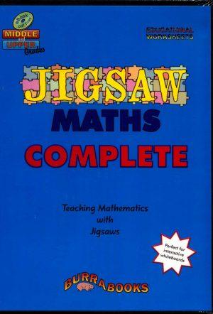 Jigsaw Maths Complete - Book on CD-0
