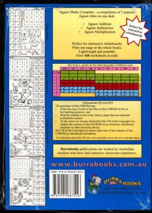 Jigsaw Maths Complete - Book on CD-42040