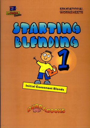 Starting Blending – Book One