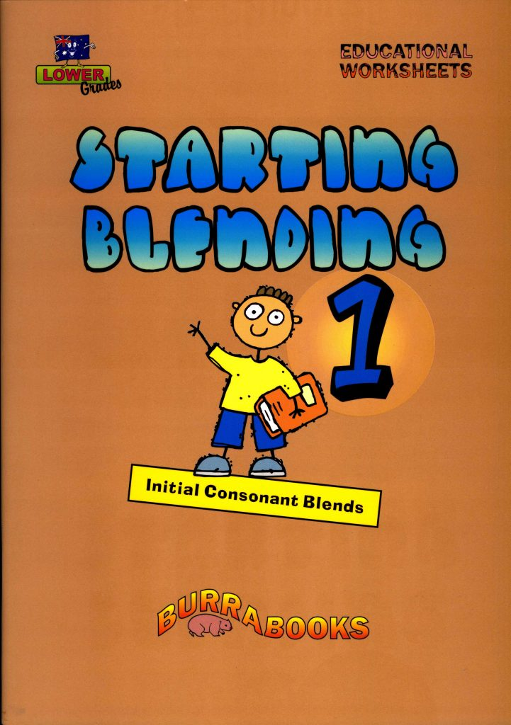 Starting Blending - Book One-0