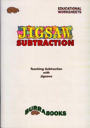 Jigsaw Subtraction-41891