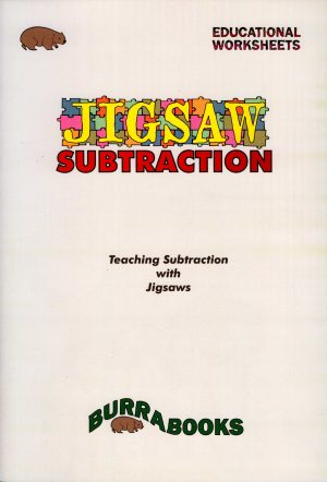 Jigsaw Subtraction-0