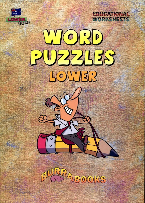 Word Puzzles Complete - Book on CD-42027