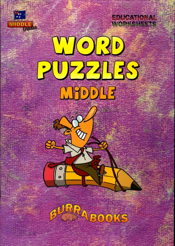 Word Puzzles Complete - Book on CD-42028