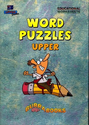 Word Puzzles Complete - Book on CD-42033