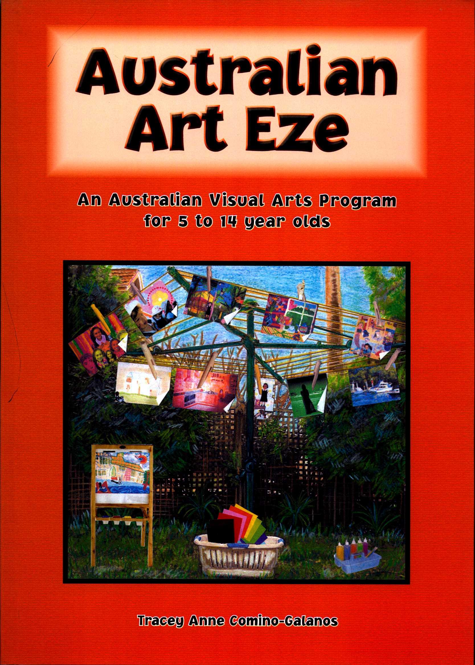 Australian Art Eze-0