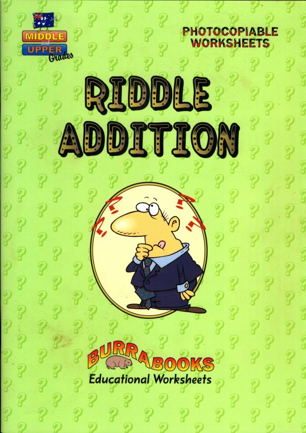 Riddle Addition-0