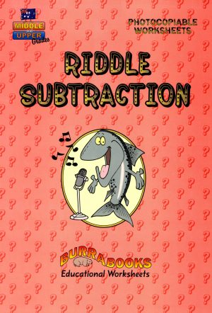 Riddle Subtraction-0