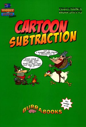 Cartoon Subtraction-0