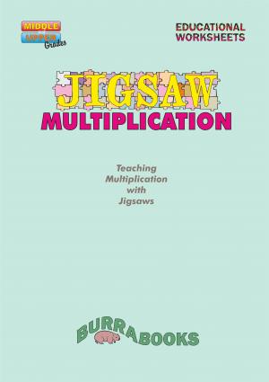 Jigsaw Multiplication-41490