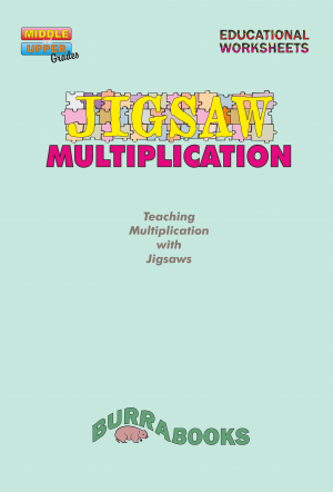 Jigsaw Multiplication-0
