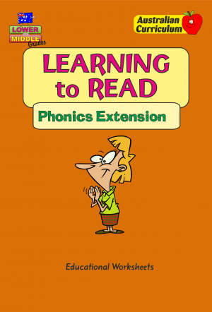 Learning to Read – Phonics Extension