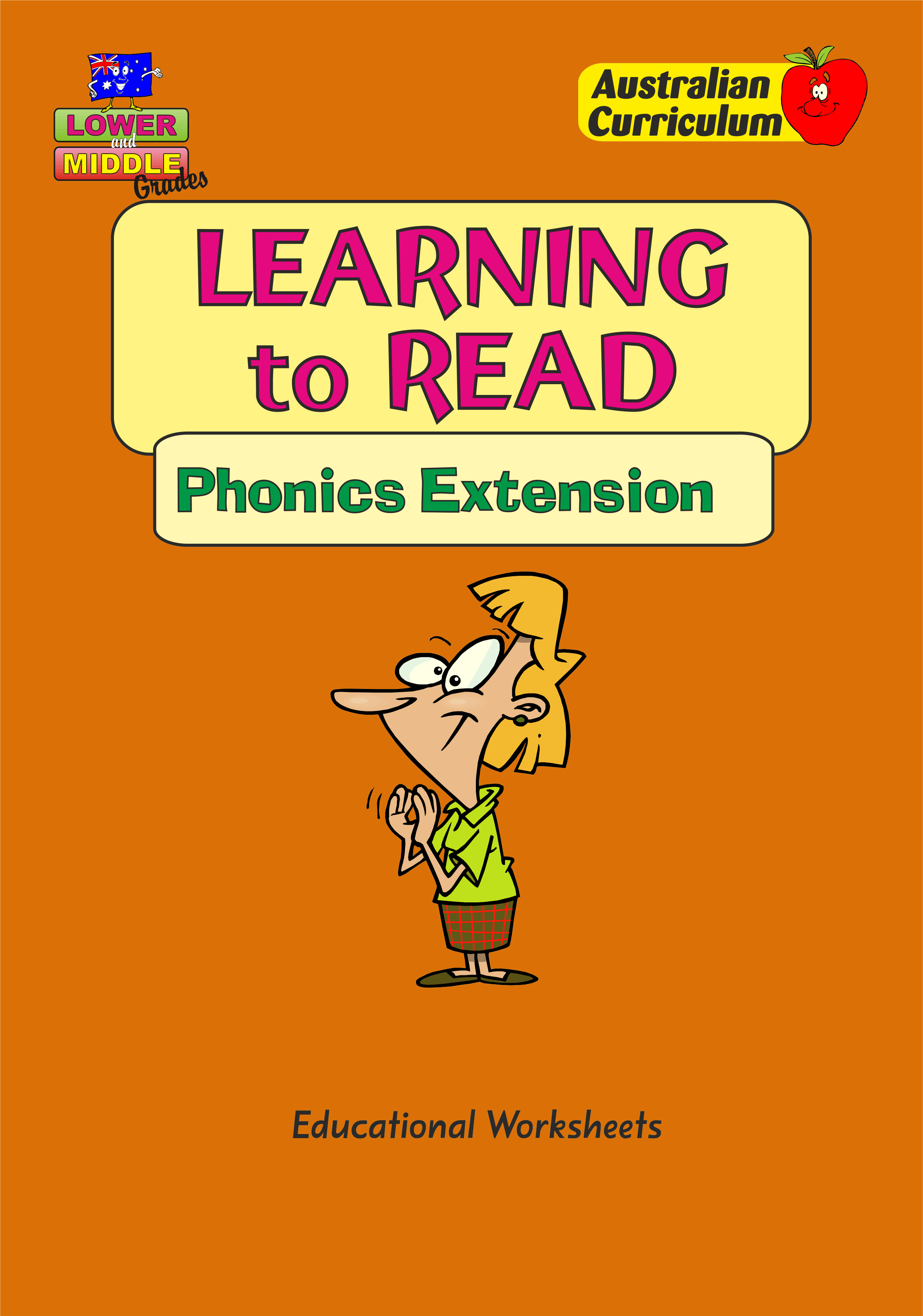 Learning to Read - Phonics Extension-0