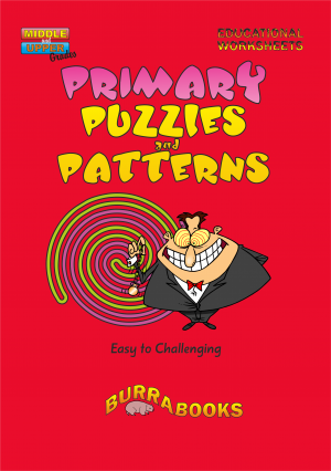 Primary Puzzles and Patterns-41492