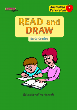 Read and Draw - Early Grades-41498