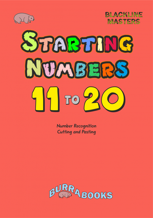 Starting Numbers 11-20-0