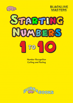 Starting Numbers 1-10-0