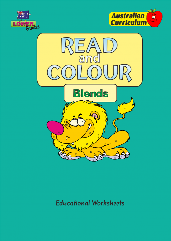 Read and Colour – Blends