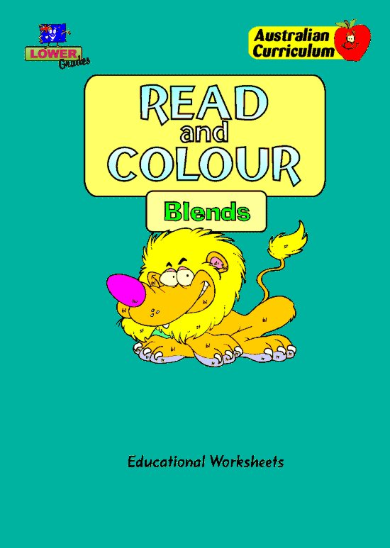 Read and Colour - Complete