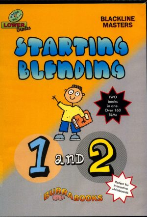 Starting Blending Books One and Two