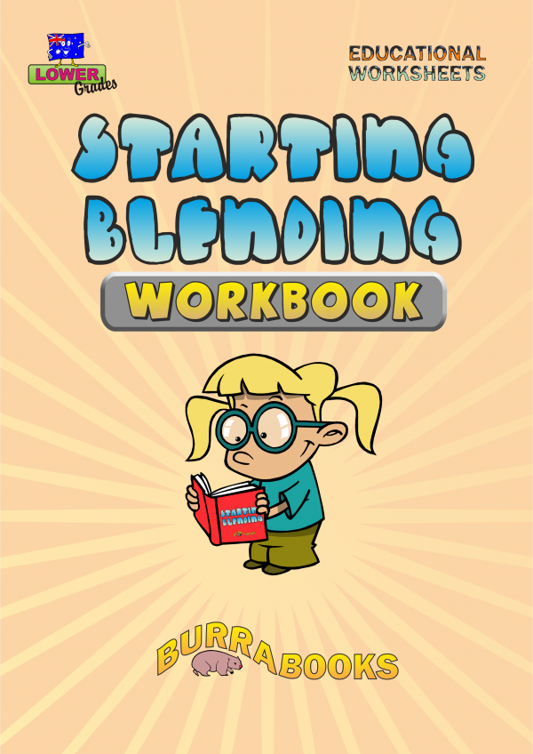 Starting Blending - Workbook