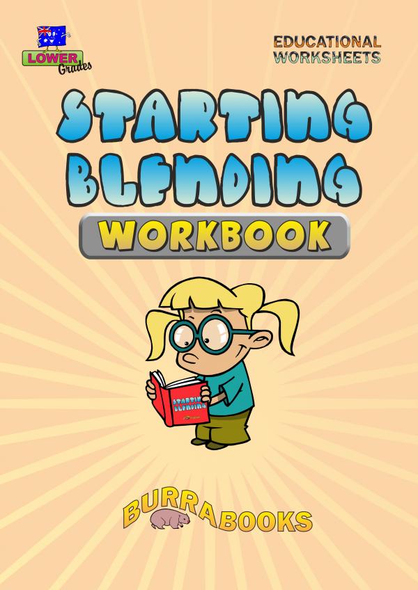 Starting Blending - Workbook