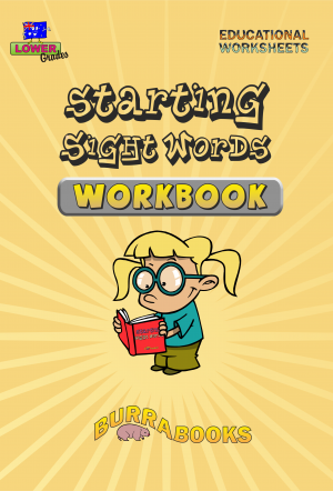 Starting Sight Words - Workbook