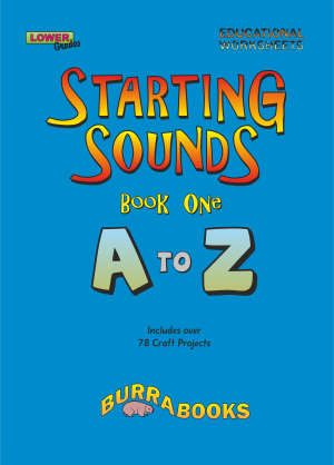Starting Sounds – Book One A to Z