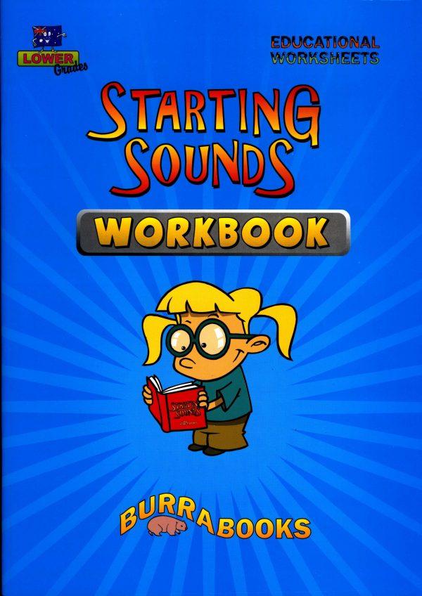 Starting Sounds – Workbook