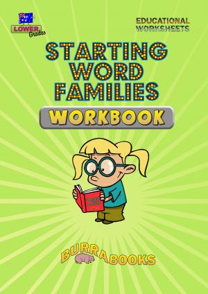 Starting Word Families – Workbook