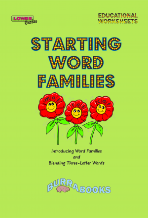 Starting Word Families