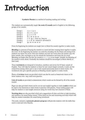 Synthetic Phonics 42 Basic Sounds