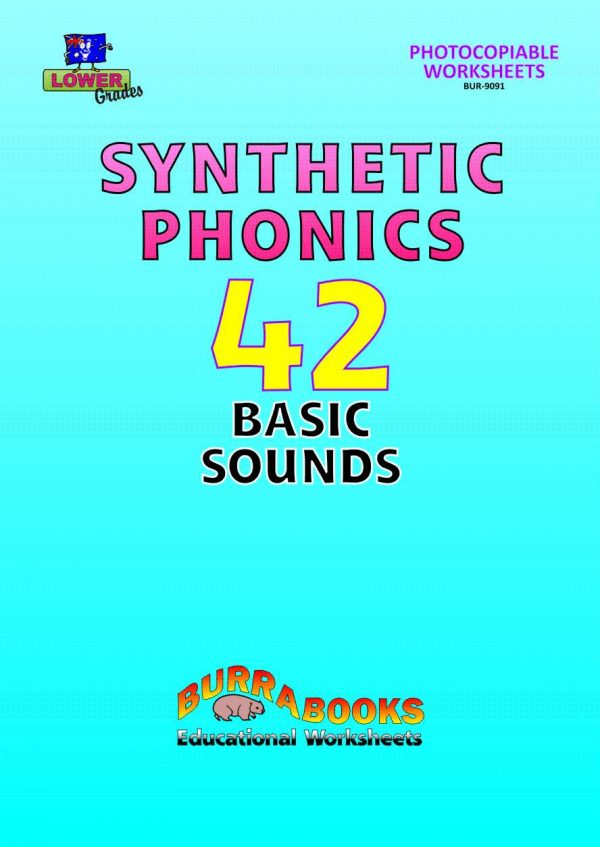 Synthetic Phonics 42 Basic Sounds