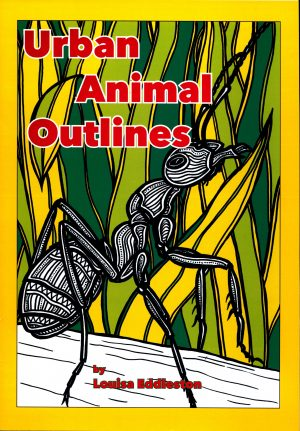 Urban Animal Outlines-41594