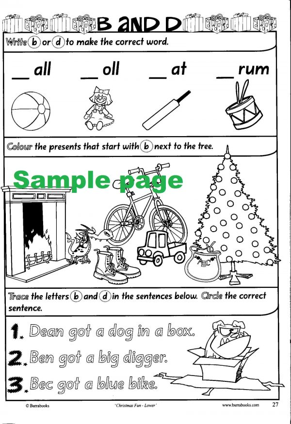Christmas Fun - Lower-41788
