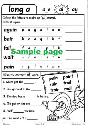 Complete Vowels