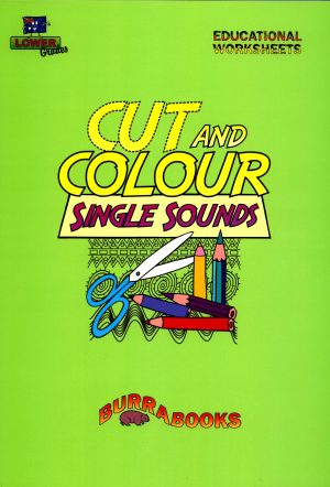 Cut and Colour- Single Sounds