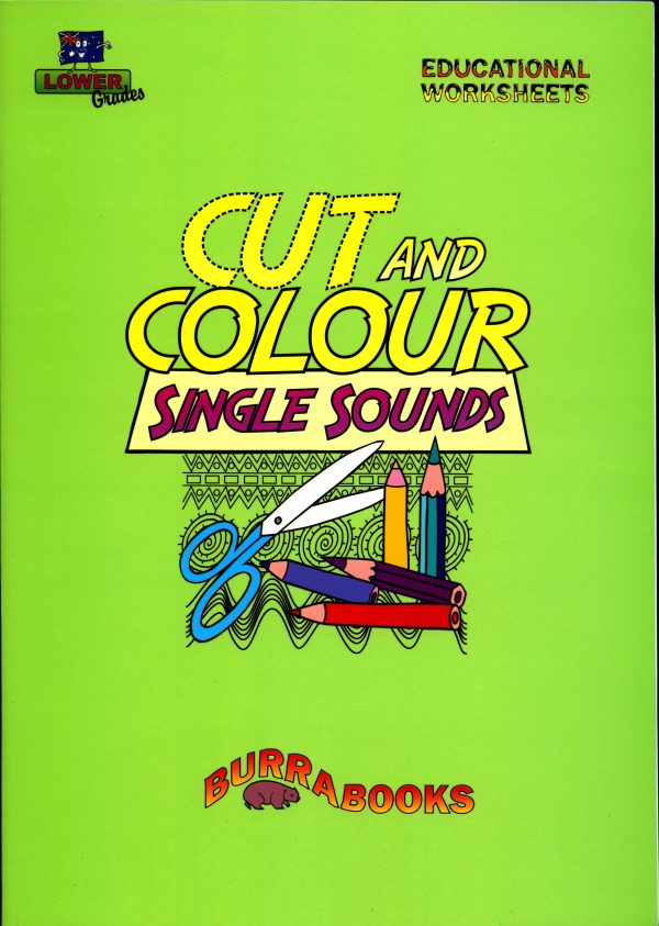 Cut and Colour- Single Sounds