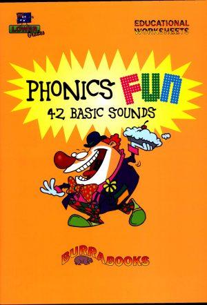 Phonics Fun-42 Basic Sounds