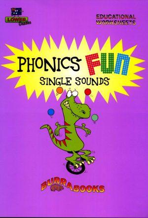 Phonics Fun- Single Sounds-0