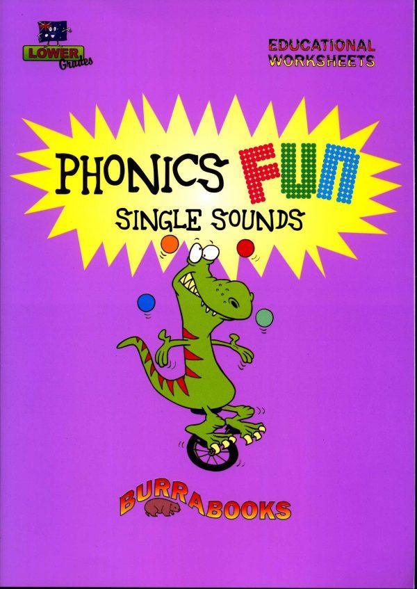 Phonics Fun- Single Sounds-41732
