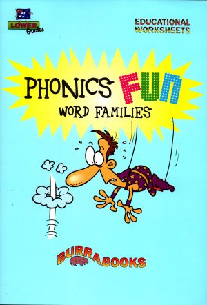 Phonics Fun - Word Families