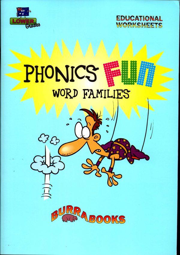 Phonics Fun - Word Families